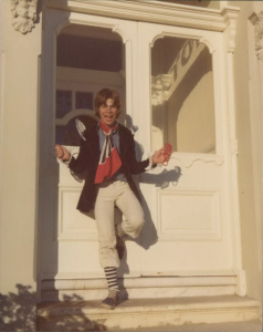 be25575d ... buy your own clothes? Mark Kermode, Isle of Man c. 1975. Under the  influence of The Rubettes.