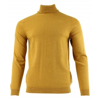 Tootal Roll Neck Gold Jumper