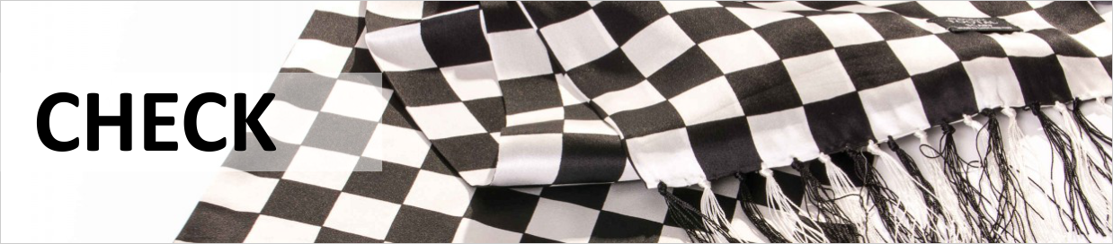 Mens Check Scarves from Tootal