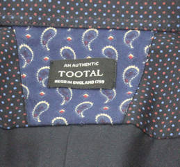 tootal contrast yoke patch